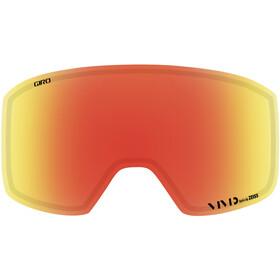 Giro Axis/Ella Lens, arancione